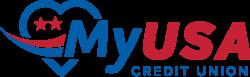 MyUSA Credit Union Logo